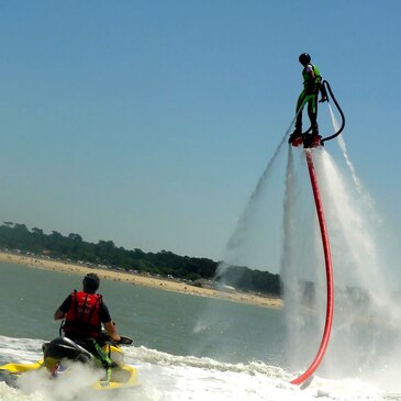 Initiation au Flyboard à Royan