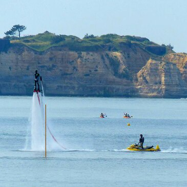 Flyboard, département Charente maritime