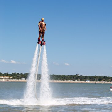 Royan, Charente maritime (17) - Flyboard