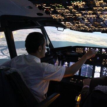 Simulateur de Vol Boeing 737 à Montpellier