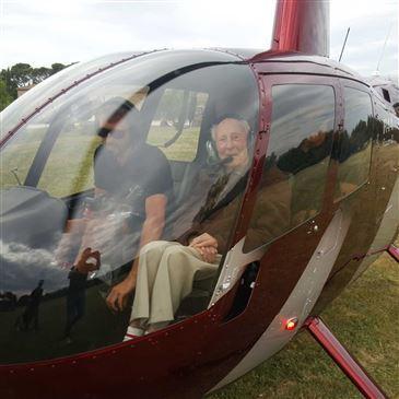 Aéroclub de Gaillac, Tarn (81) - Baptême de l'air hélicoptère