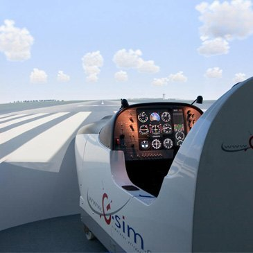 Simulateur de Vol proche Feves, à 15 min de Metz