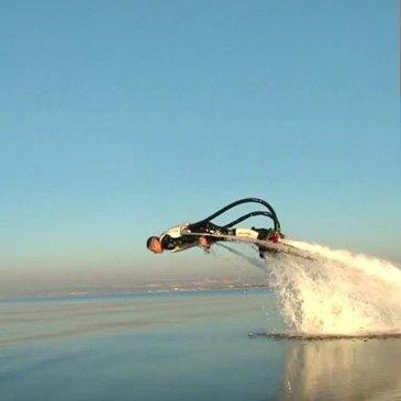 Initiation Hoverboard à La Baule en région Pays-de-la-Loire