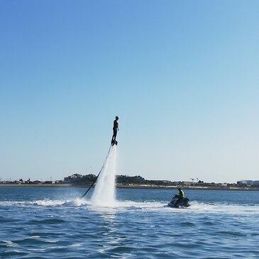 Initiation au Flyboard à La Rochelle