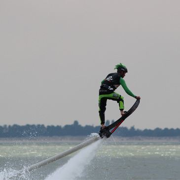 Initiation à l'Hoverboard à Royan