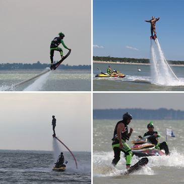 Flyboard et Hoverboard à Royan