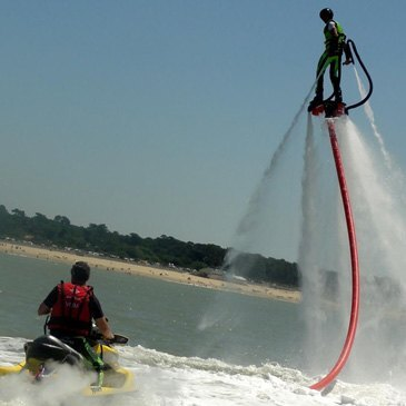 Flyboard, département Charente maritime