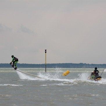 Flyboard et Hoverboard à Royan en région Poitou-Charentes