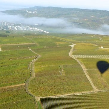 Baptême de l'air montgolfière, département Aisne