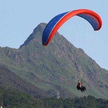 Hautes pyrénées (65) Midi-Pyrénées - Sport Aérien