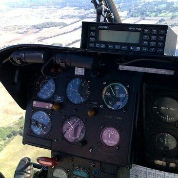 Stage initiation hélicoptère, département Alpes Maritimes