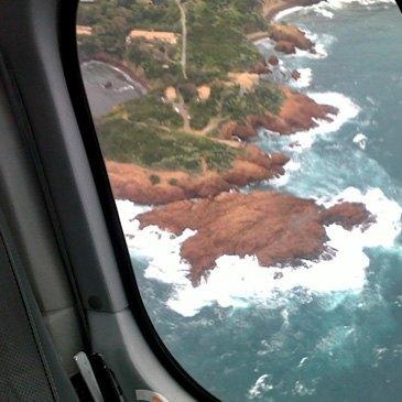 Baptême Hélicoptère en région Provence-Alpes-Côte d'Azur et Corse