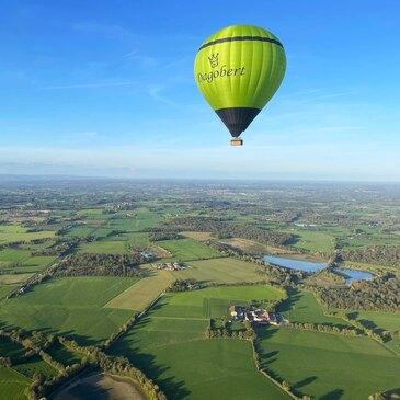 Vol en Montgolfière au Lever ou Coucher de Soleil à Niort