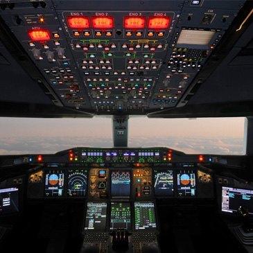 Simulateur de Vol en région Aquitaine