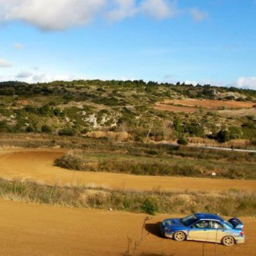 Stage de Pilotage Subaru WRX Circuit Terre Dreux en région Centre