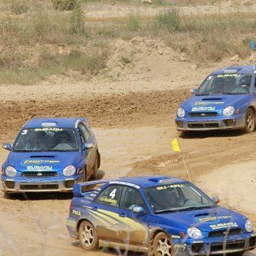 Stage en Subaru Impreza Gr. A - Circuit Terre de Dreux
