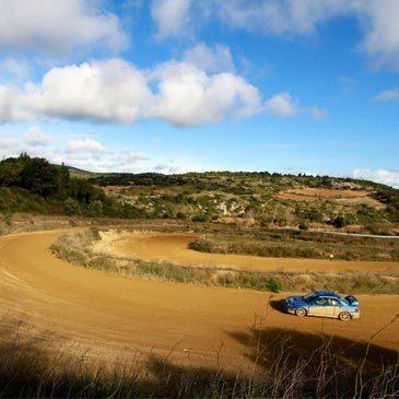 Stage en Subaru Impreza Gr. A - Circuit Terre de Dreux en région Centre