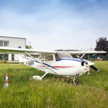 Stage initiation avion, département Seine et marne