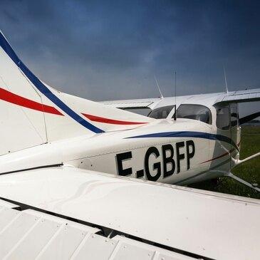 Stage initiation avion en région Ile-de-France