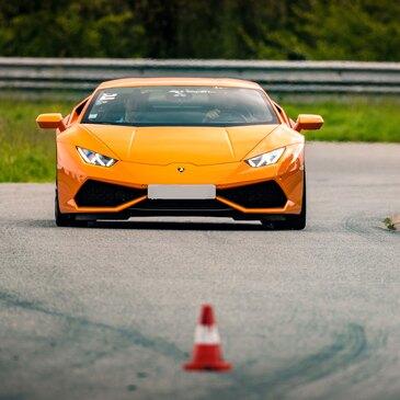 Stage en Lamborghini Huracan - Circuit de Lohéac
