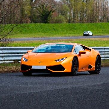 Stage de pilotage Lamborghini, département Ille et vilaine