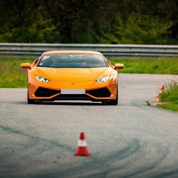 Stage de pilotage Lamborghini, département Loire Atlantique
