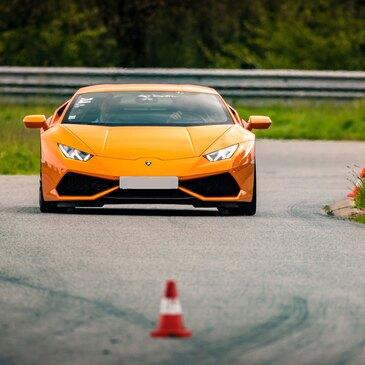 Stage de pilotage Lamborghini, département Sarthe