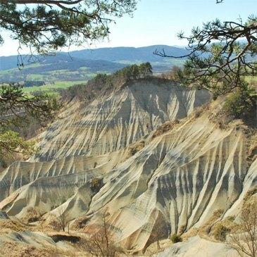 Randonnée en Quad au Puy-en-Velay en région Auvergne