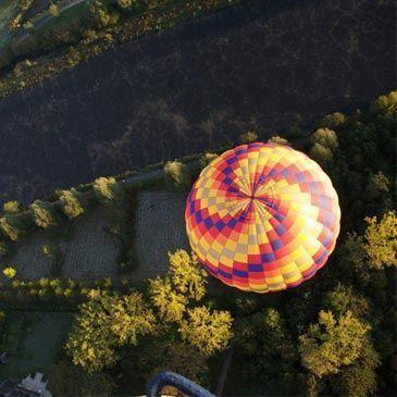 Vol en Montgolfière - Survol des Monts des Flandres