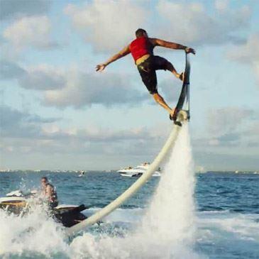 Initiation au hoverboard Soulac-sur-Mer