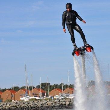 Flyboard, département Gironde
