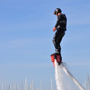 Soulac-sur-Mer, Gironde (33) - Flyboard