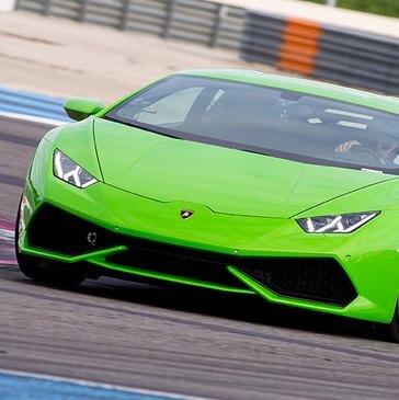 Stage en Lamborghini Huracan - Circuit Paul Ricard