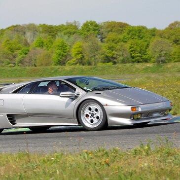Circuit de Lohéac, Ille et vilaine (35) - Stage de pilotage Lamborghini