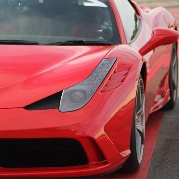 Baptême Ferrari F458 Speciale Circuit Magny-Cours