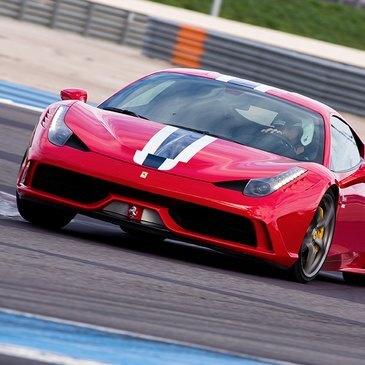 Stage en Ferrari 458 Speciale - Circuit de Magny-Cours
