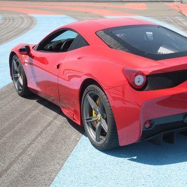 Stage de Pilotage Ferrari 458 Speciale Circuit d'Alès