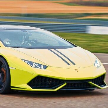 Stage de pilotage Lamborghini, département Gard