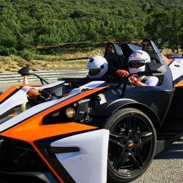 Baptême de Vitesse en KTM X-BOW - Circuit Paul Ricard GP
