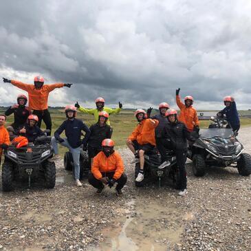Saint-Blimont, à 30 min. d'Abbeville, Somme (80) - Quad & Buggy