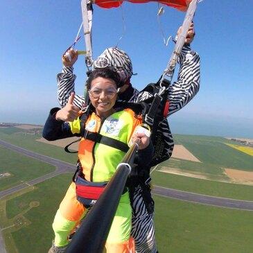 Saut en parachute proche Aéroport du Havre-Octeville