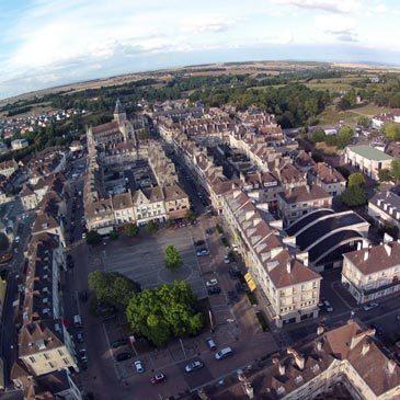 Baptême de l'air montgolfière en région Basse-Normandie
