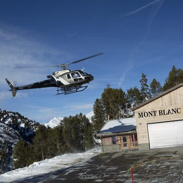 Baptême Hélicoptère en région Rhône-Alpes