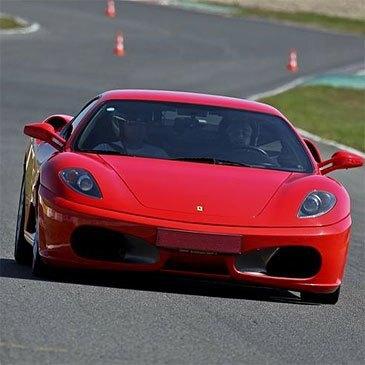 Stage de pilotage Ferrari, département Bouches du Rhône