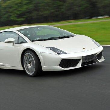 Stage de pilotage Lamborghini, département Bouches du Rhône