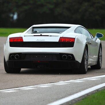 Stage de pilotage Lamborghini en région PACA et Corse