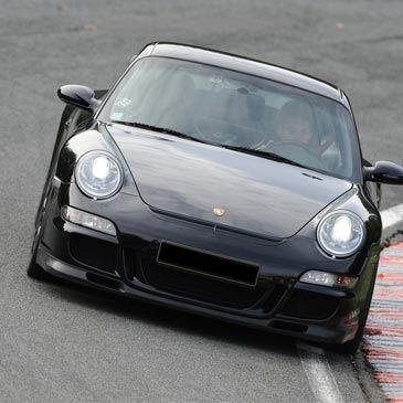 Stage Porsche 997 Aerokit GT3 Circuit Club Magny-Cours