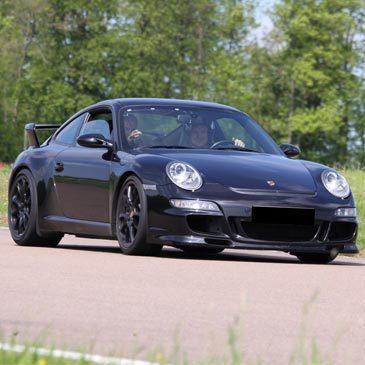 Stage de pilotage Porsche, département Bouches du Rhône