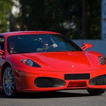 Stage de pilotage Ferrari, département Côte d'or