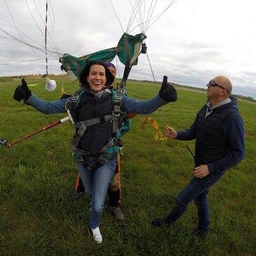 Réserver Saut en parachute département Côte d'or